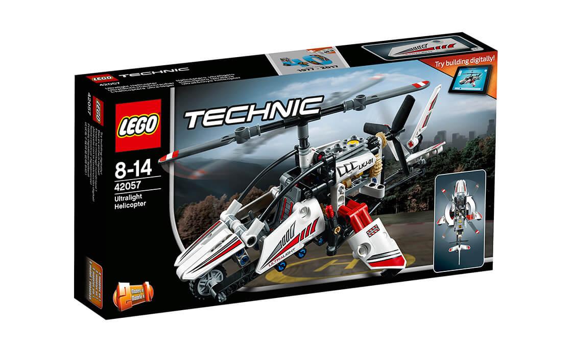 LEGO Technic Надлегкий гелікоптер (42057)