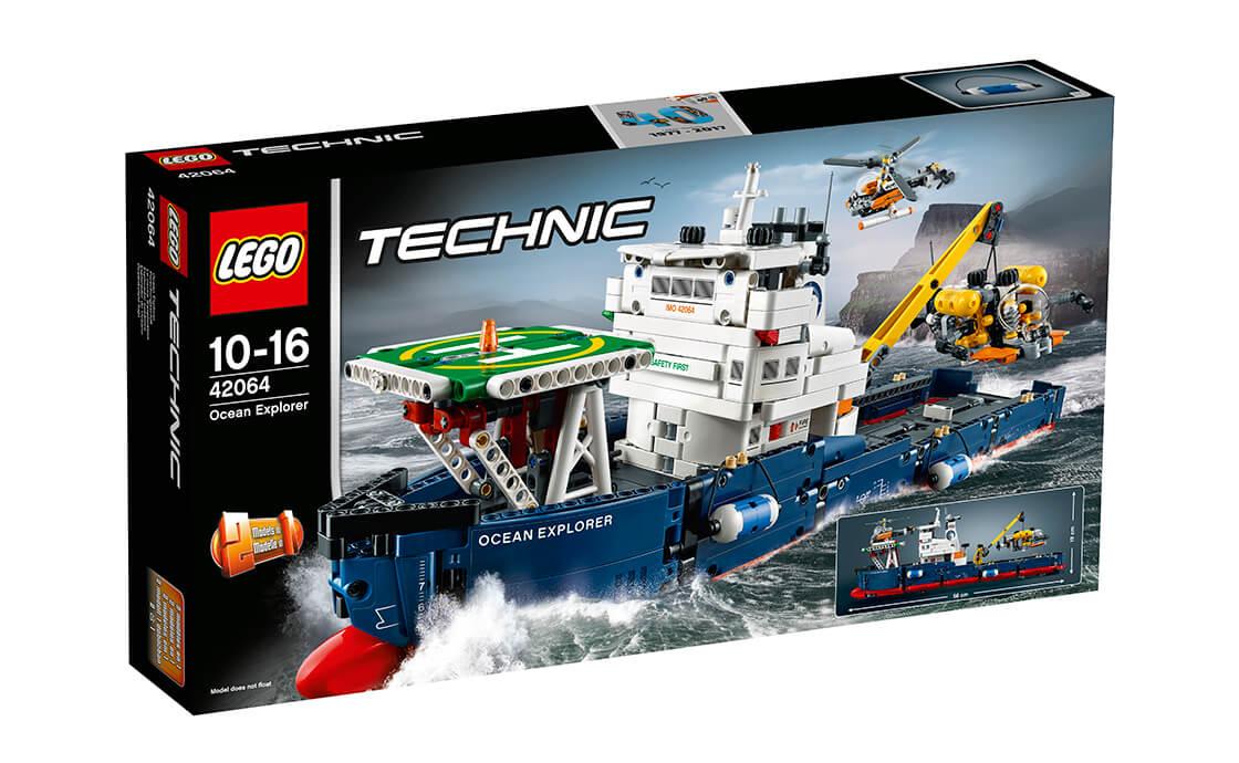 LEGO Technic Дослідник океану (42064)