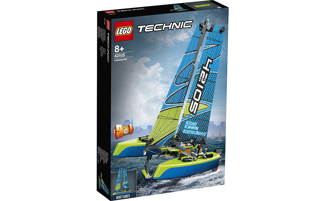 LEGO Technic Катамаран (42105)