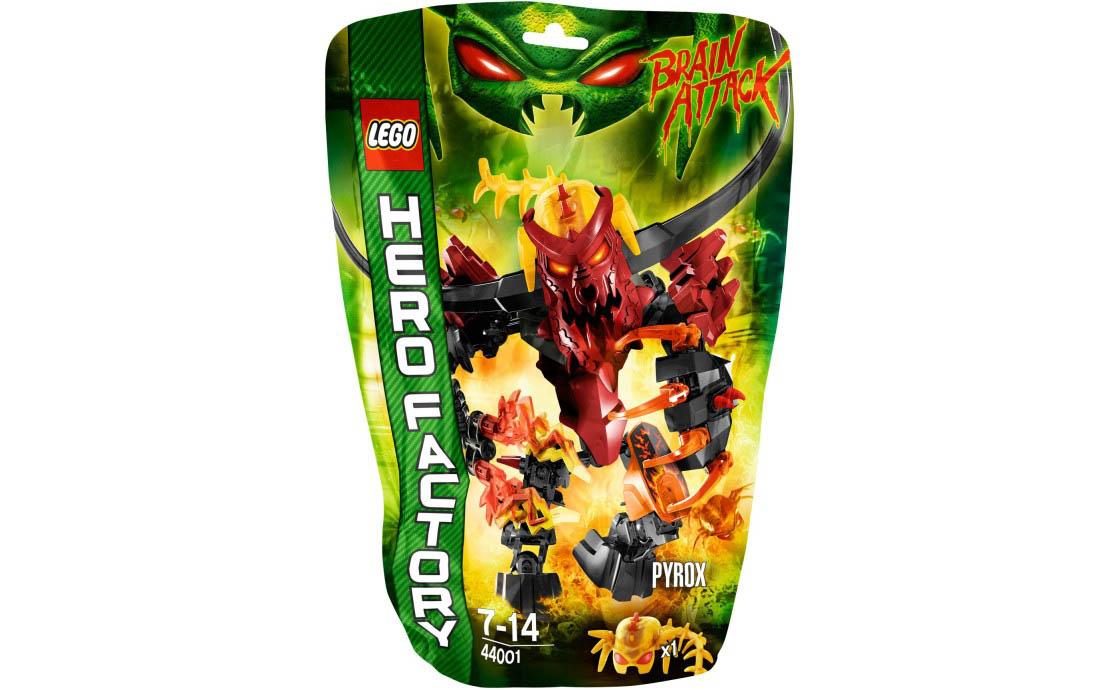 LEGO Hero Factory ПИРОКС (44001)