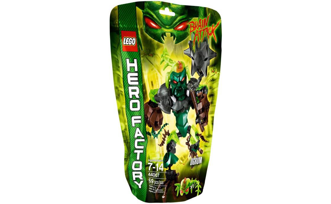 LEGO Hero Factory ОГРУМ (44007)