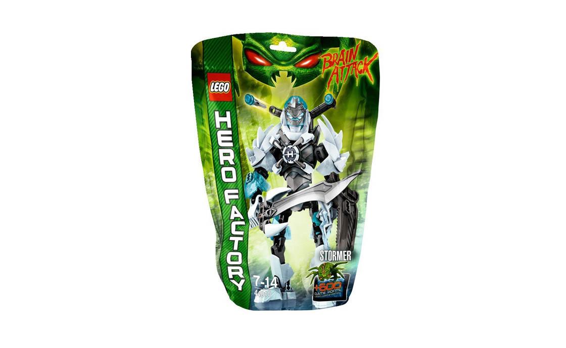 LEGO Hero Factory СТОРМЕР (44010)
