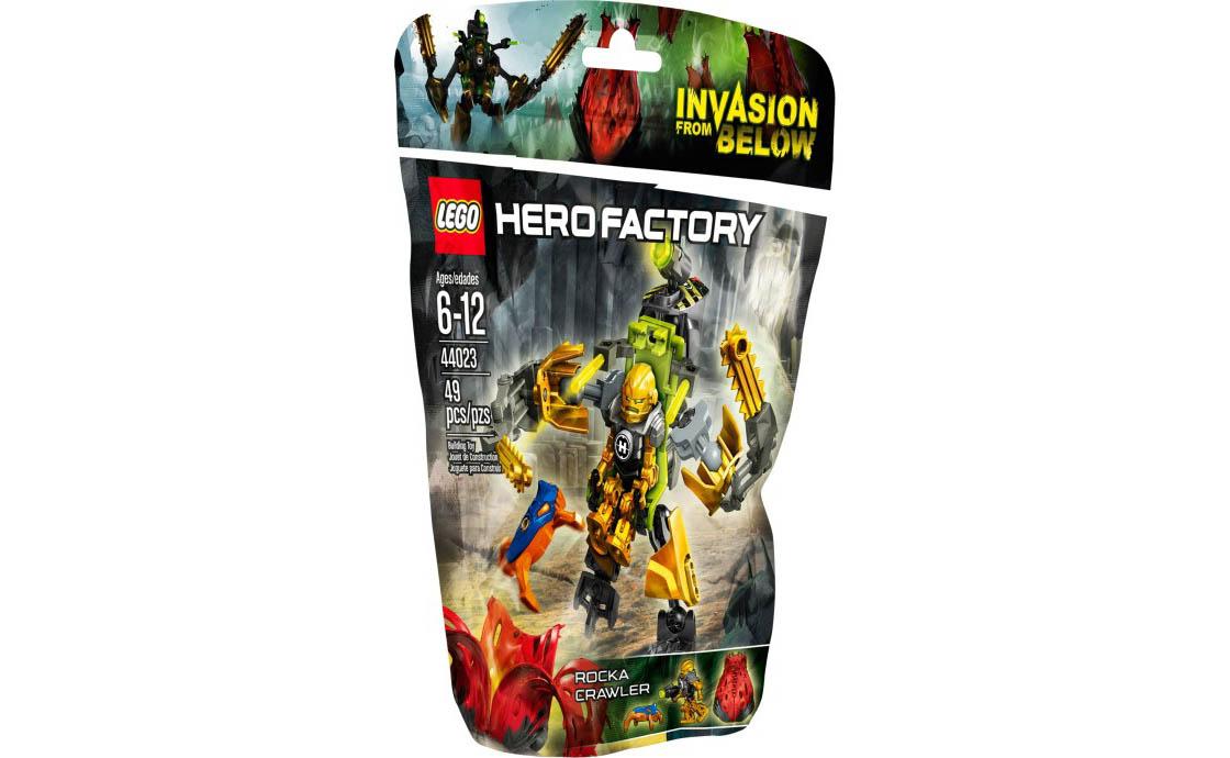 LEGO Hero Factory Вездеход Роки (44023)