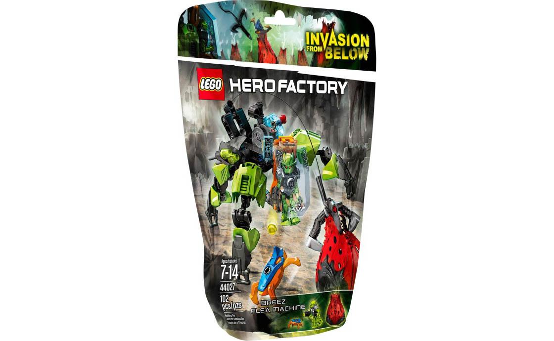 LEGO Hero Factory Блошиная машина Бриз (44027)