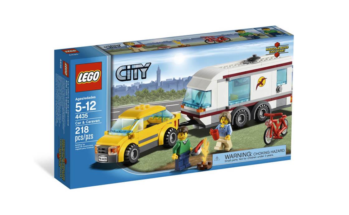 LEGO City Дом на колесах (4435)