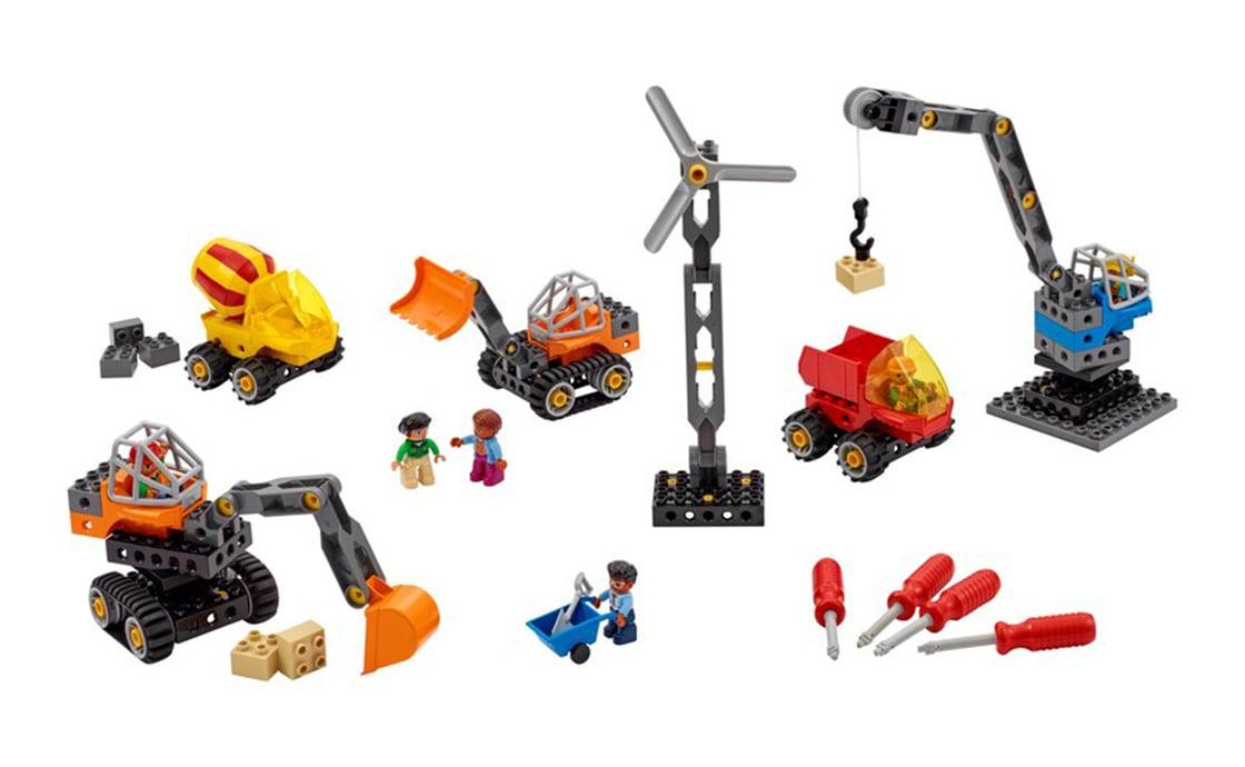 LEGO Education Строительные машины (45002)