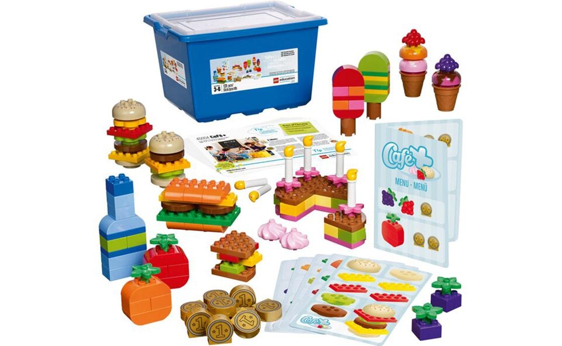 LEGO Education Кафе+ (45004)