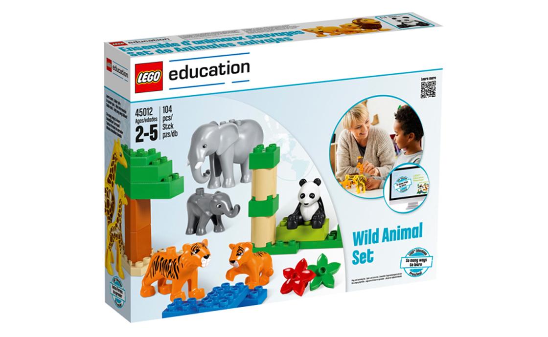 LEGO Education Дикие животные (45012)
