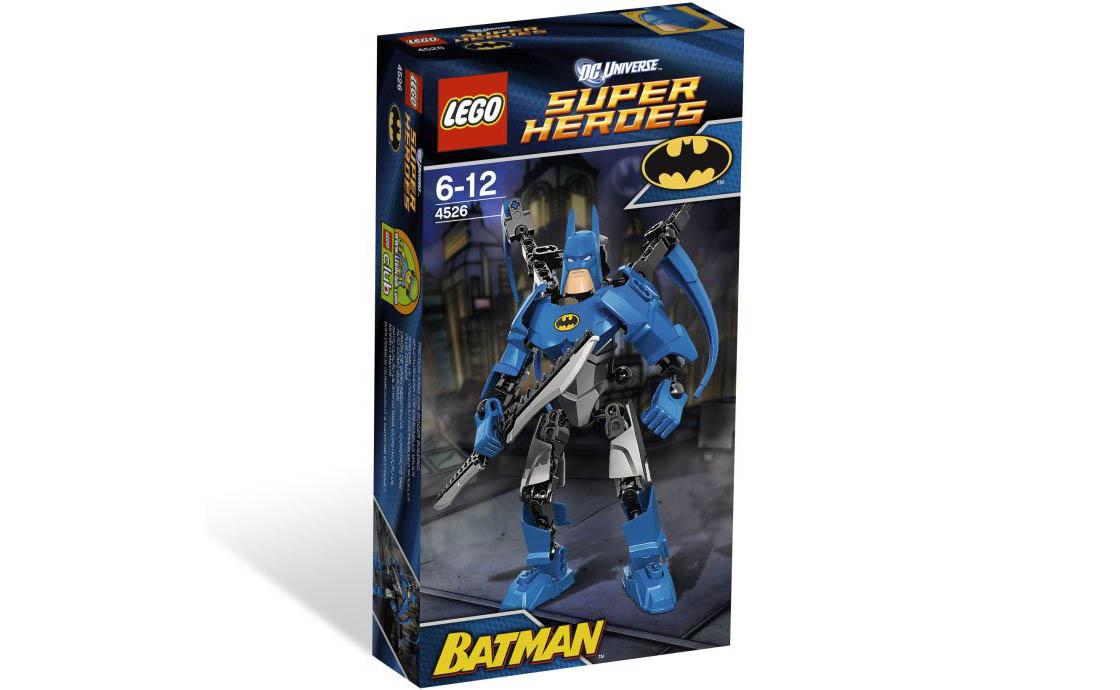 LEGO Super Heroes Бэтмен (4526)
