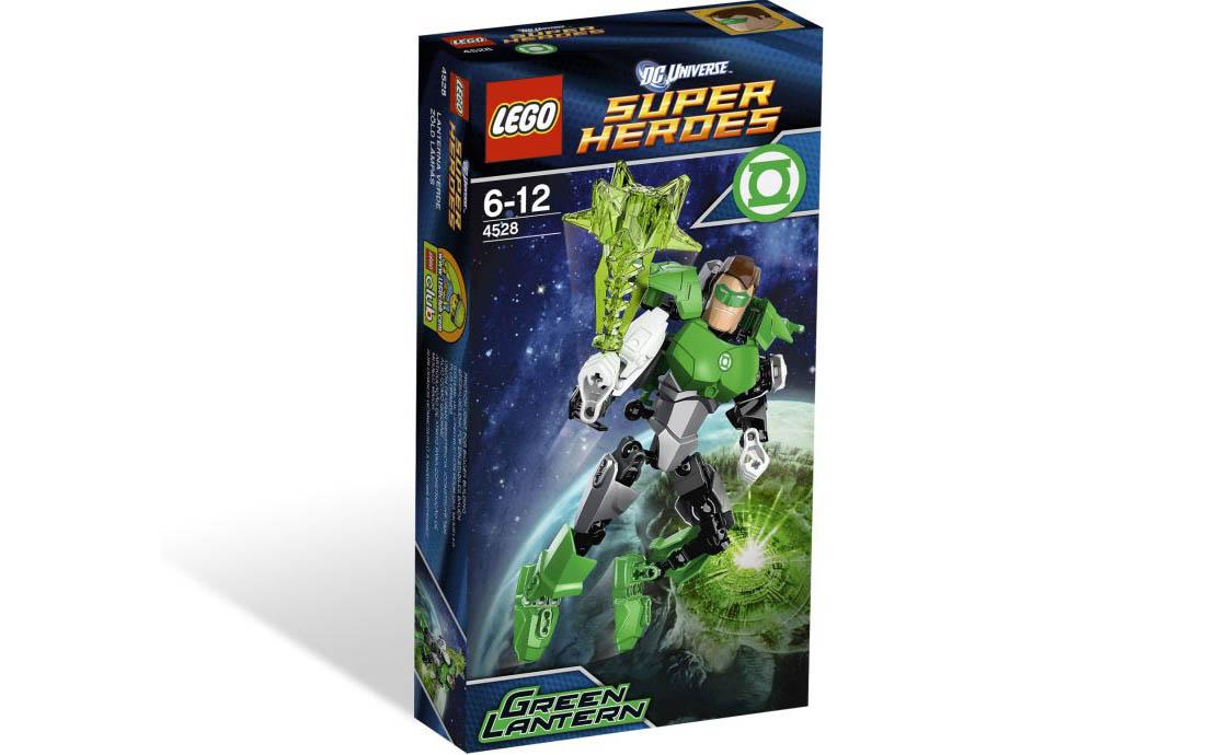 LEGO Super Heroes Зелёный Фонарь (4528)