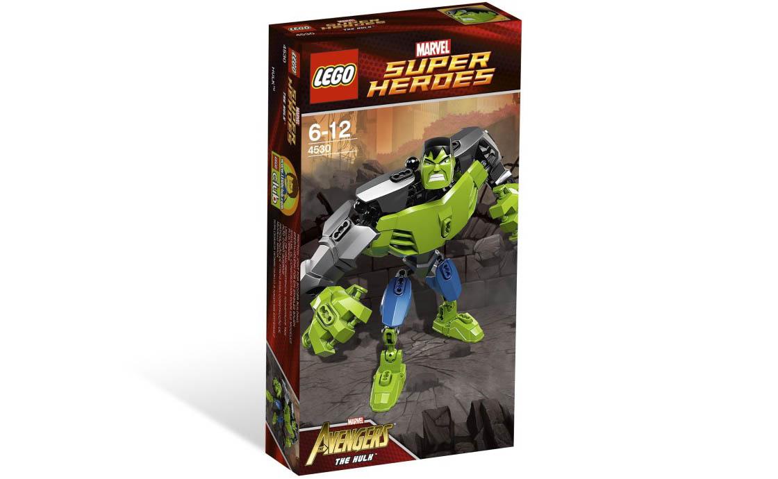 LEGO Super Heroes Халк (4530)