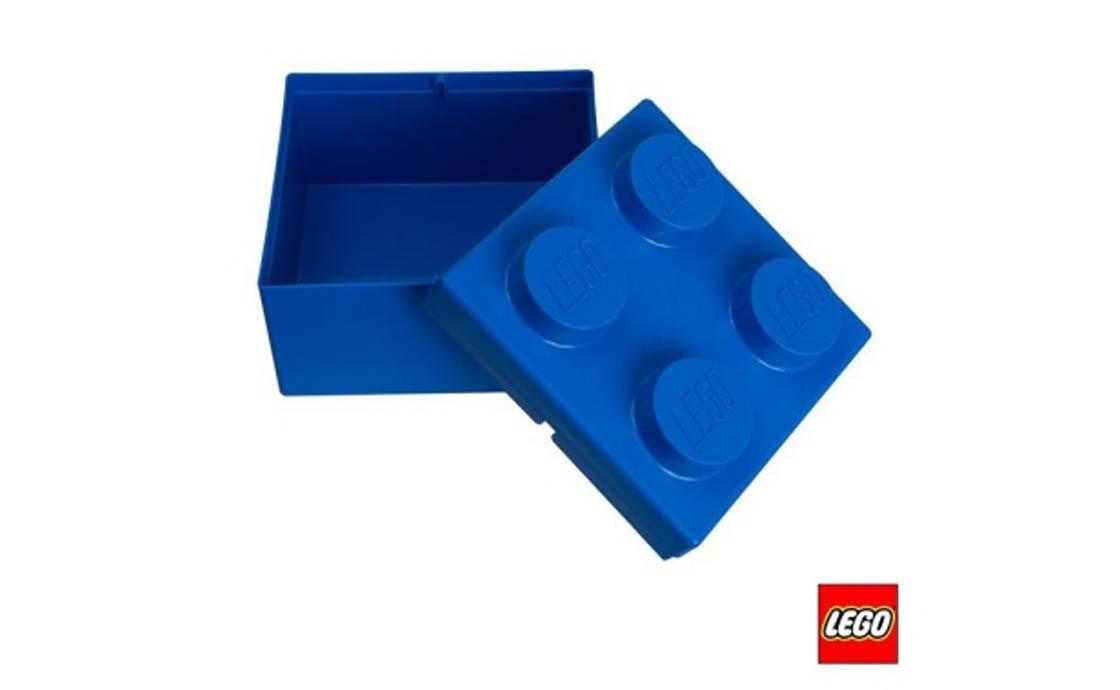LEGO Accessories Коробка в виде синего кубика Lego (4622399)