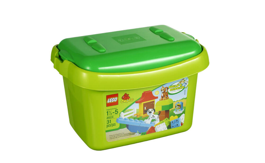 LEGO DUPLO Набор кубиков DUPLO (4624)
