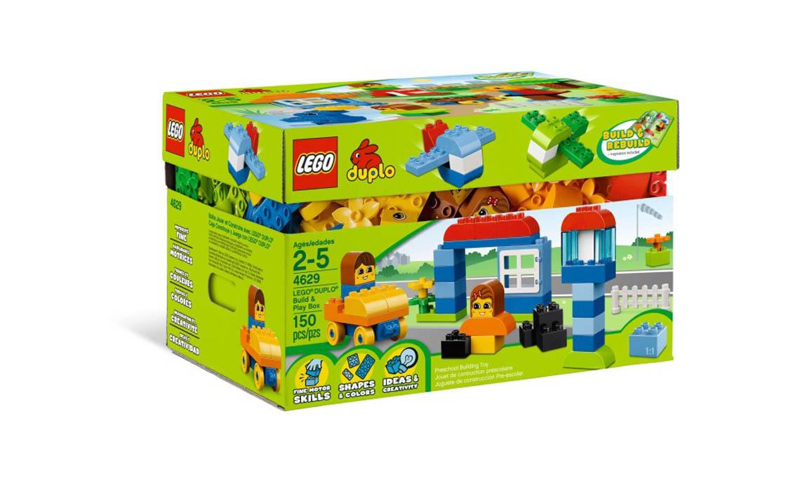 LEGO DUPLO Строй и играй (4629)