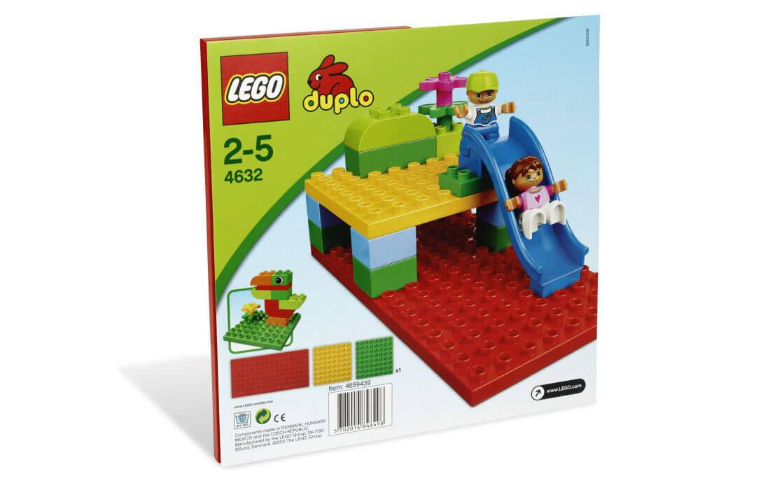 LEGO DUPLO Строительные пластины DUPLO (4632)