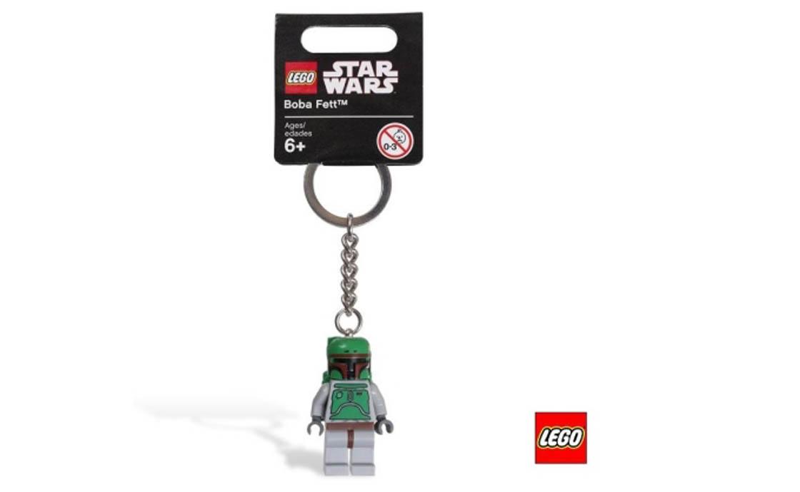 "LEGO Accessories Брелок ""Боба Фетт"" (4638344)"