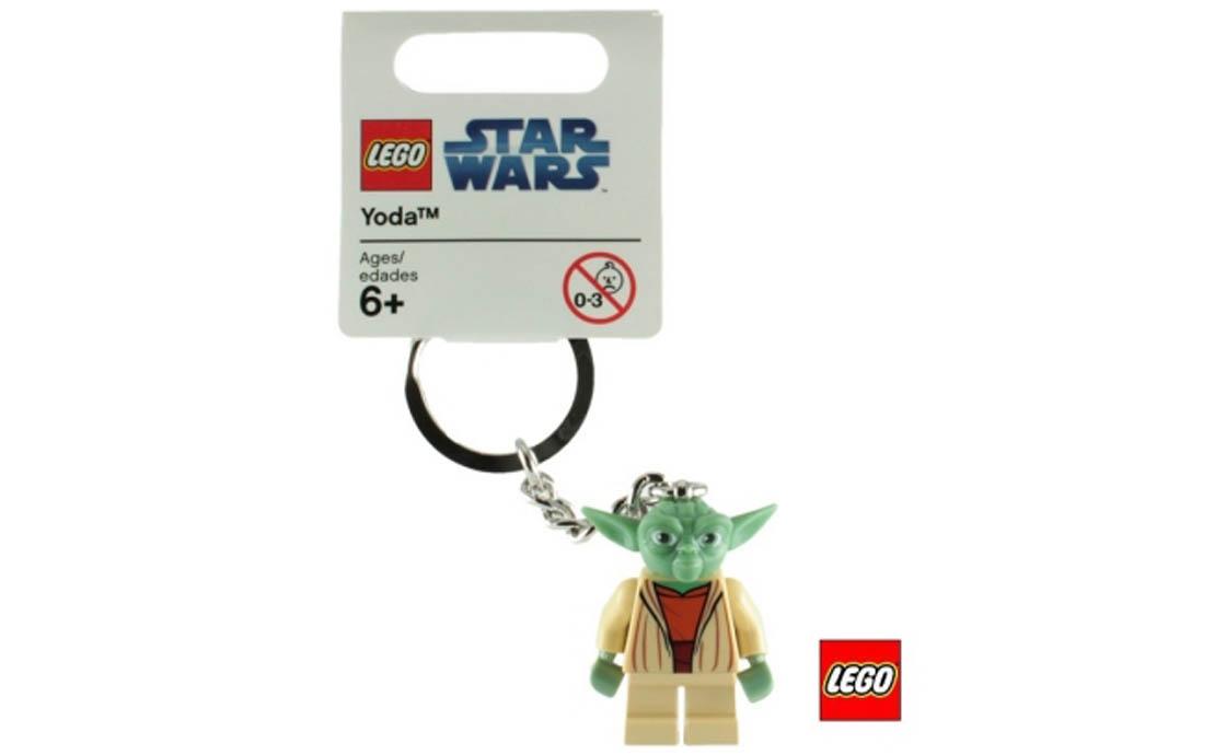 "LEGO Accessories Брелок ""Мастер Йода"" (4638350)"