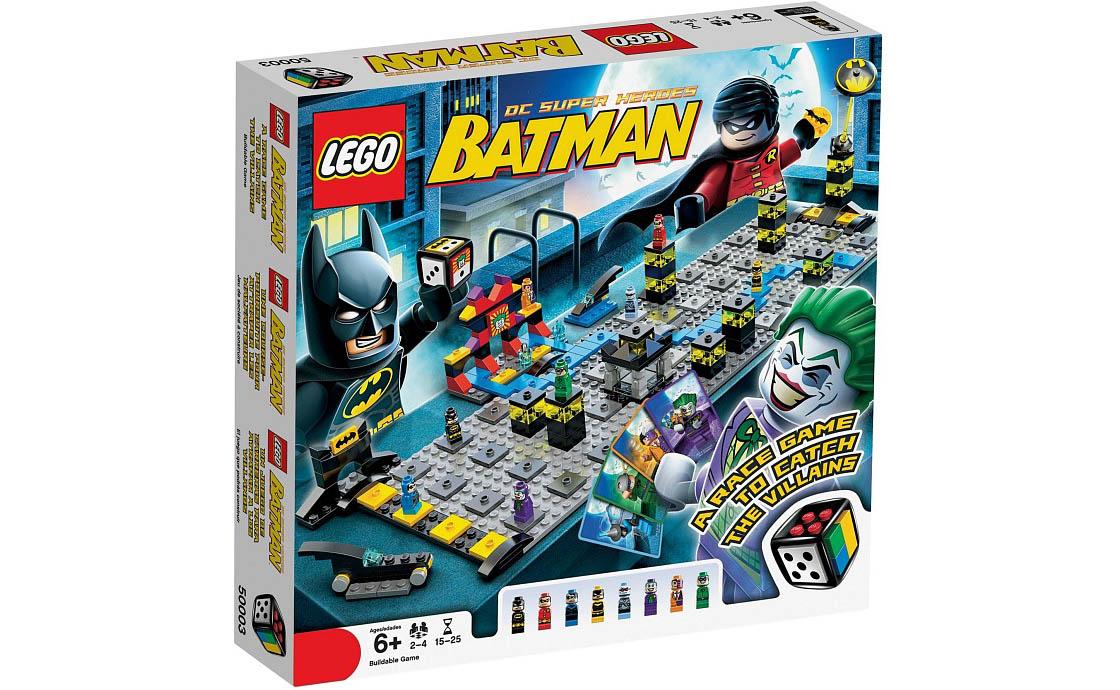 LEGO Games Бэтмен (50003)