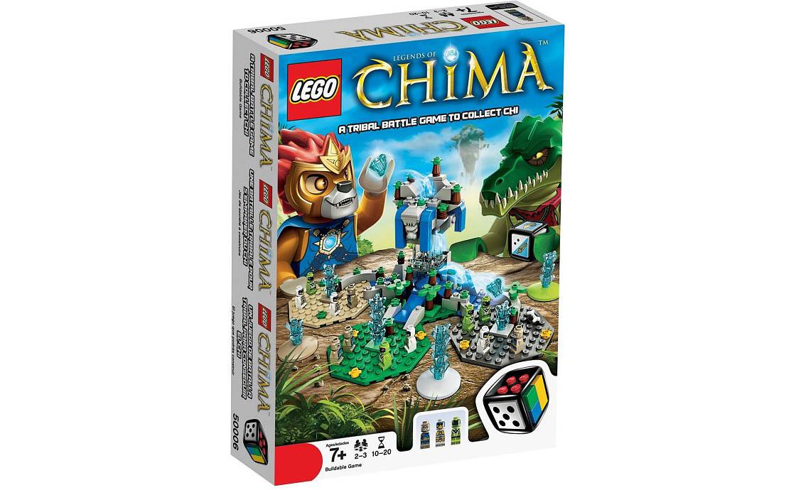 LEGO Games Легенды Чимы (50006)