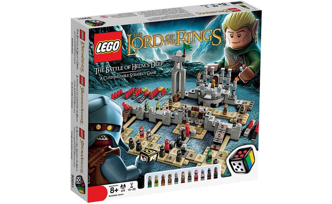 LEGO Games Битва за Хельмову Падь (50011)