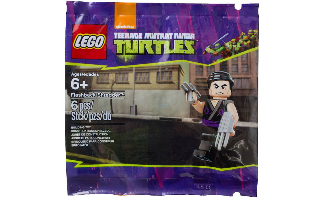 LEGO Ninja Turtles Молодой Шредер (5002127)