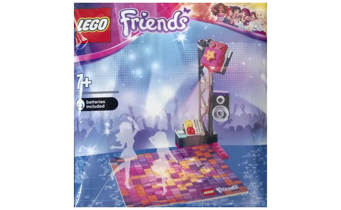 LEGO Friends Диско-танцпол (5002931)