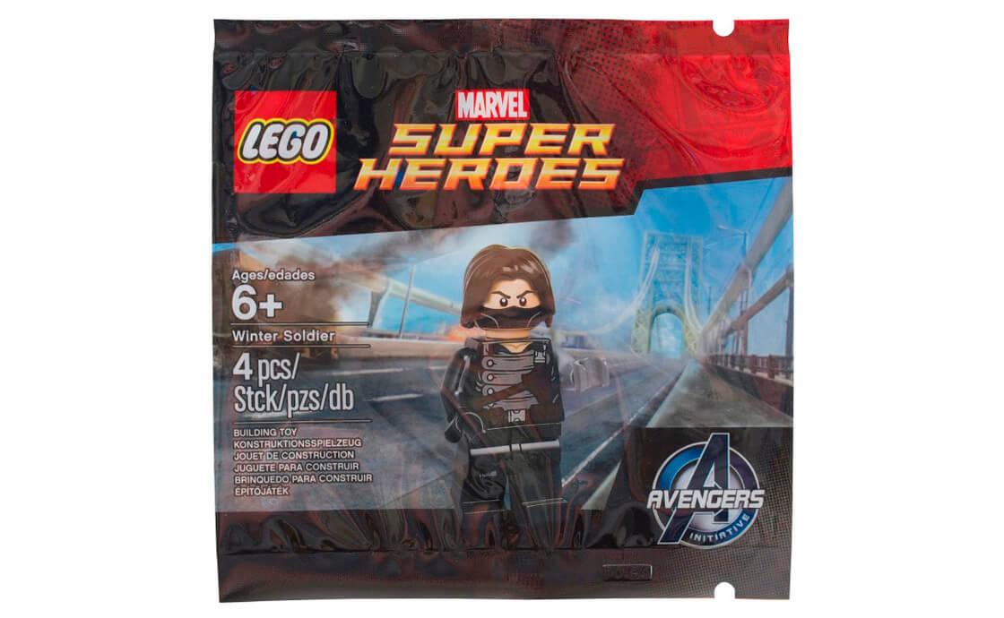 LEGO Super Heroes Зимовий солдат (5002943)