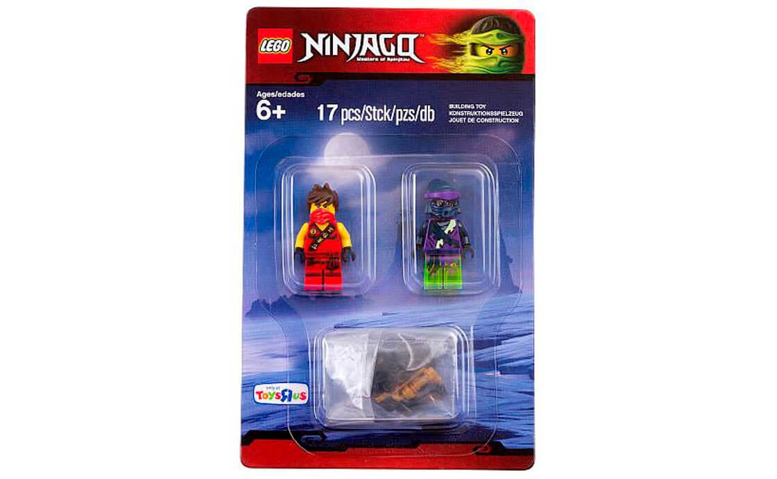 LEGO NINJAGO Пак мініфігурок Ніндзяго (5003085)