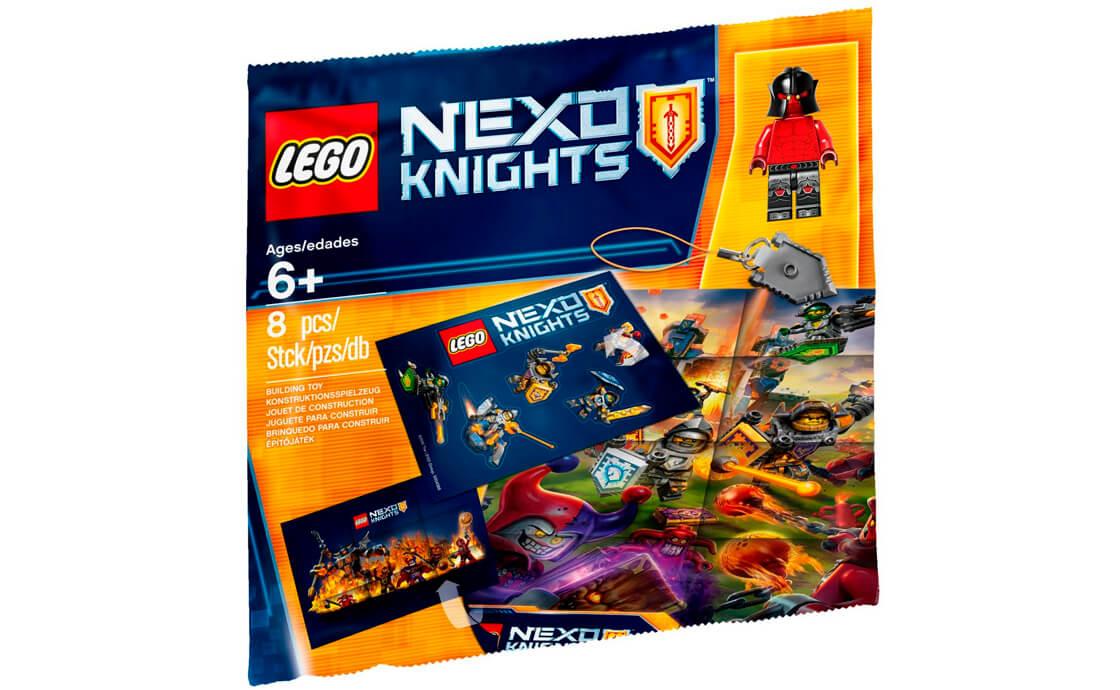 LEGO NEXO KNIGHTS Вступ до Нексо Найтс (5004388)