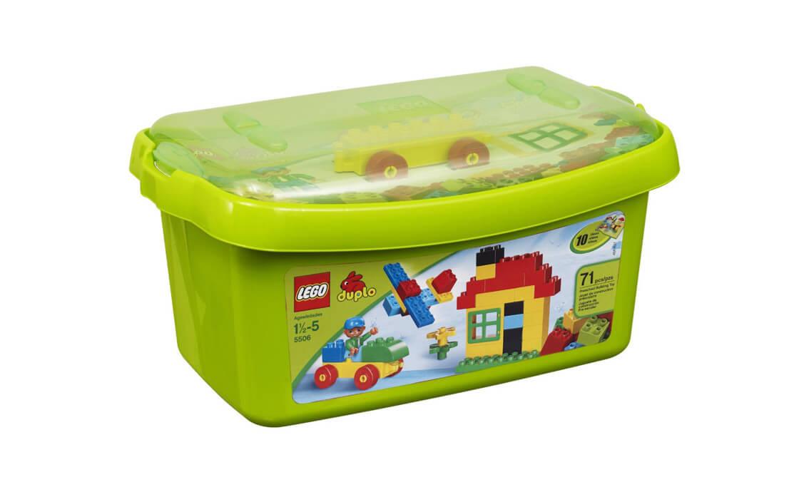 LEGO DUPLO Большой набор кубиков (5506)