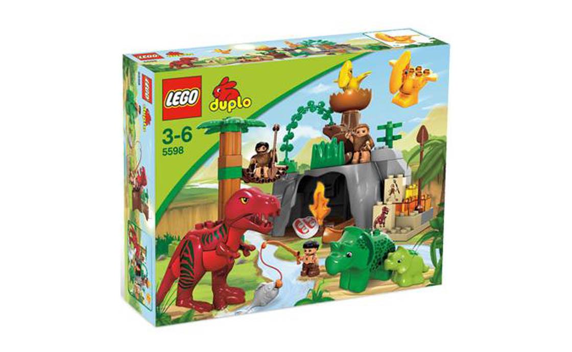 LEGO DUPLO Долина Динозавров (5598)
