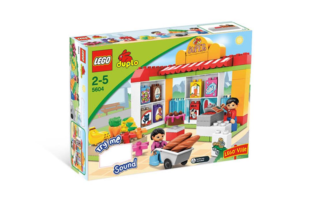 LEGO DUPLO Супермаркет (5604)