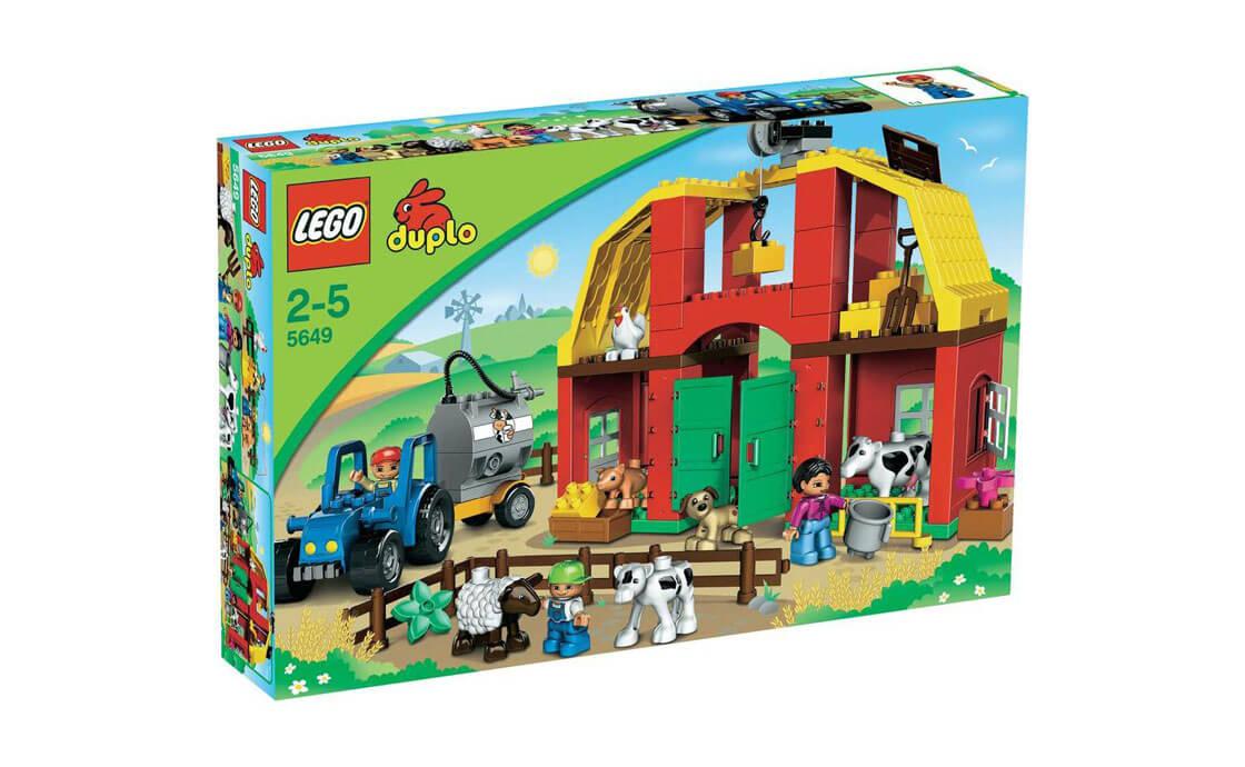 LEGO DUPLO Большая ферма (5649)
