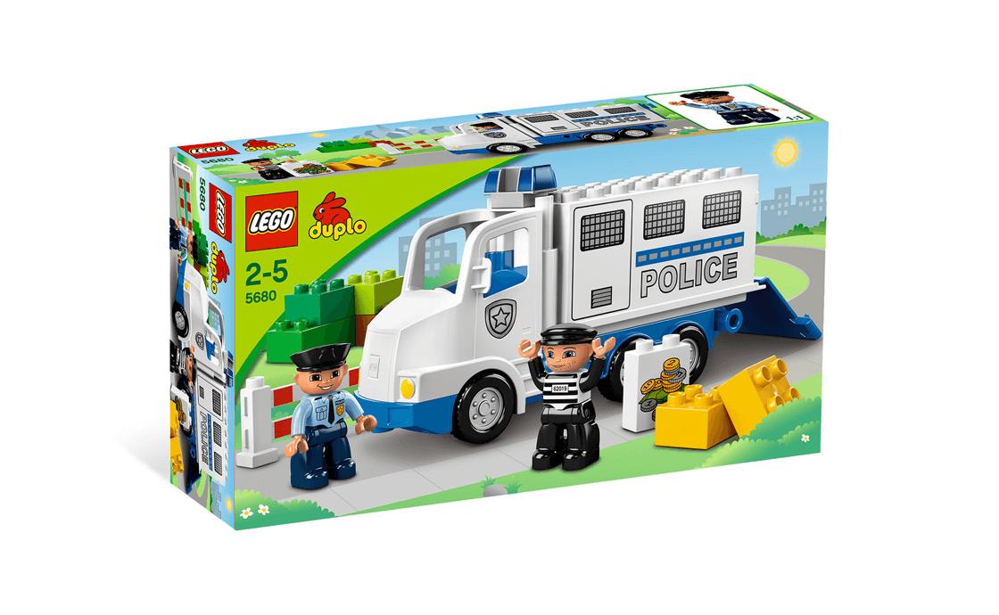 LEGO DUPLO Полицейский грузовик (5680)