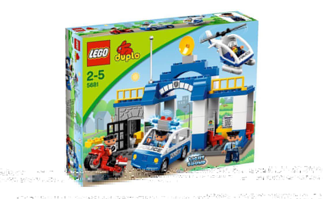 LEGO DUPLO Полицейский участок (5681)