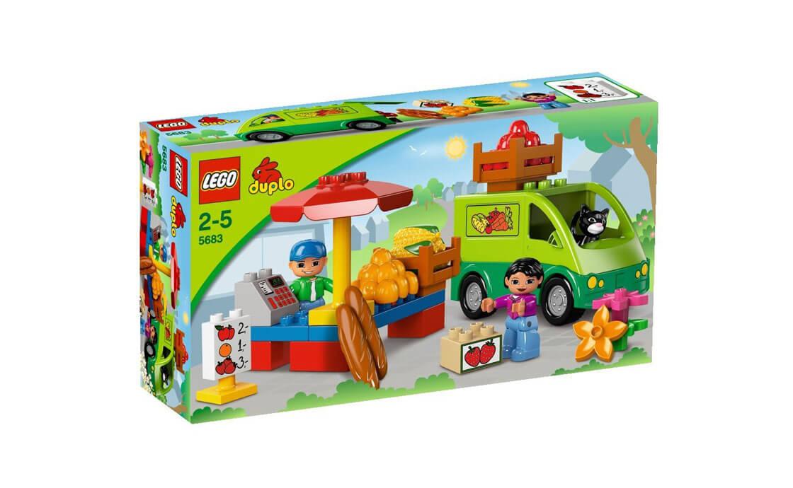 LEGO DUPLO Торговый рынок (5683)