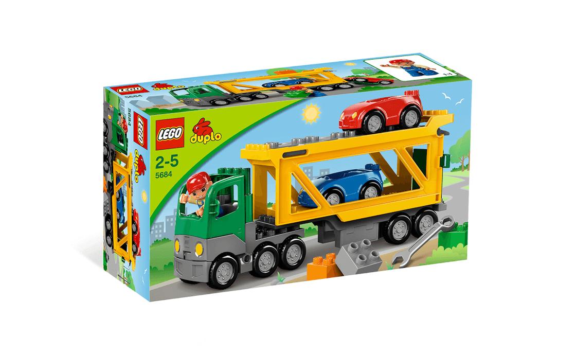 LEGO DUPLO Автовоз (5684)