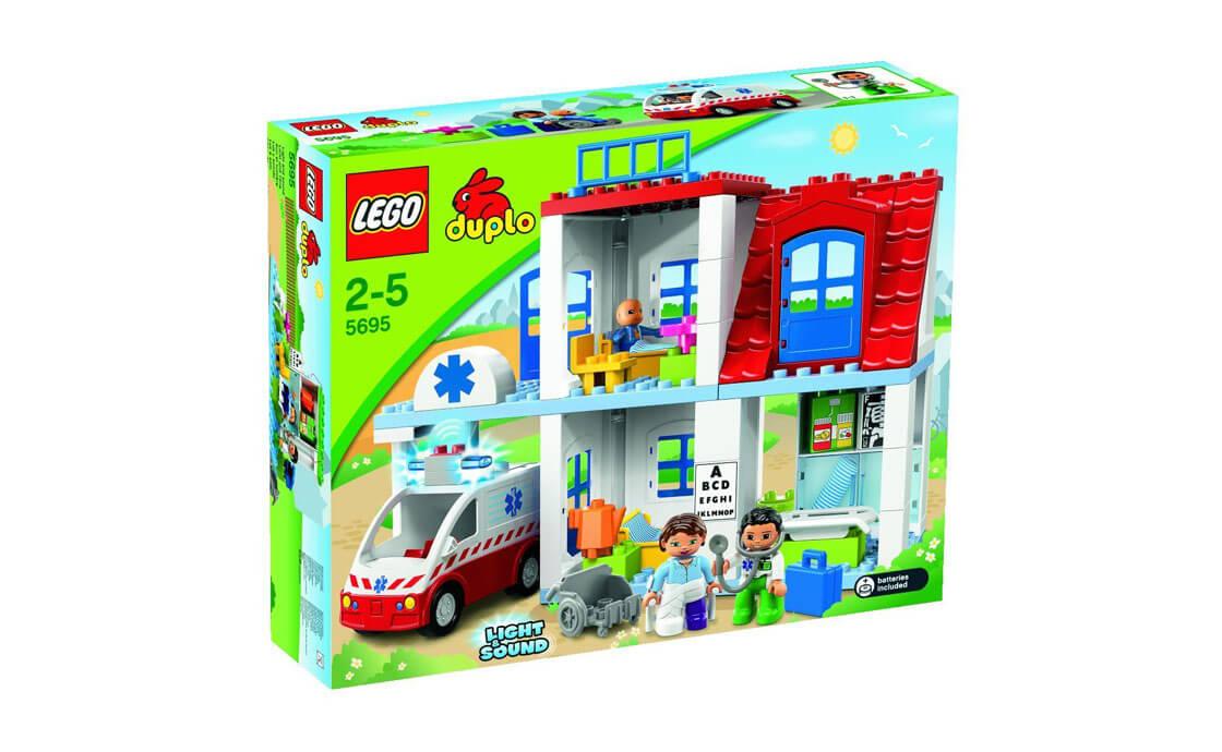LEGO DUPLO Больница Duplo (5695)