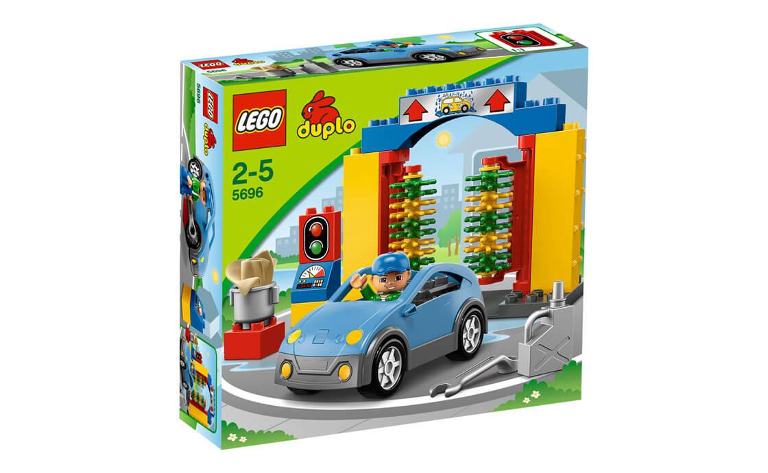 LEGO DUPLO Автомойка Duplo (5696)