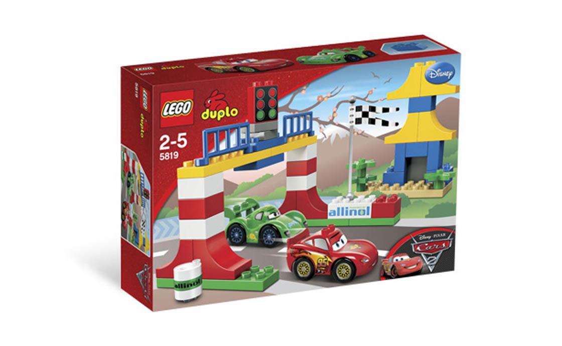 LEGO DUPLO Токийские гонки (5819)