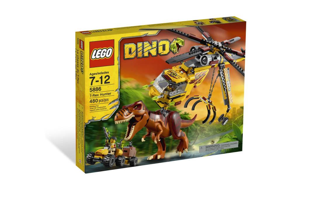 Раритет Охотник на тираннозавра Rex (5886)