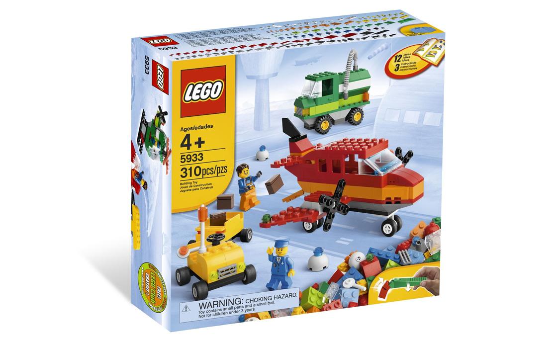 LEGO Creator Строим аэропорт (5933)