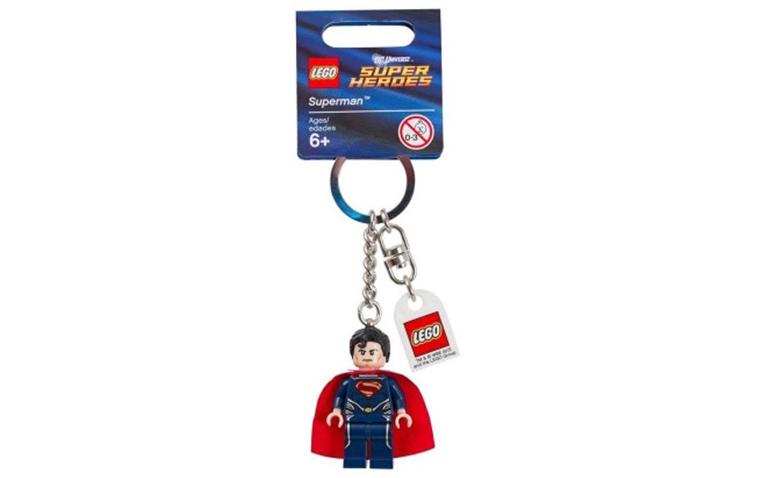 "LEGO Accessories Брелок ""Superman"" (6000394)"