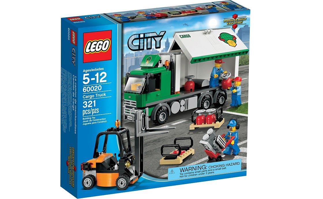 LEGO City Грузовик (60020)