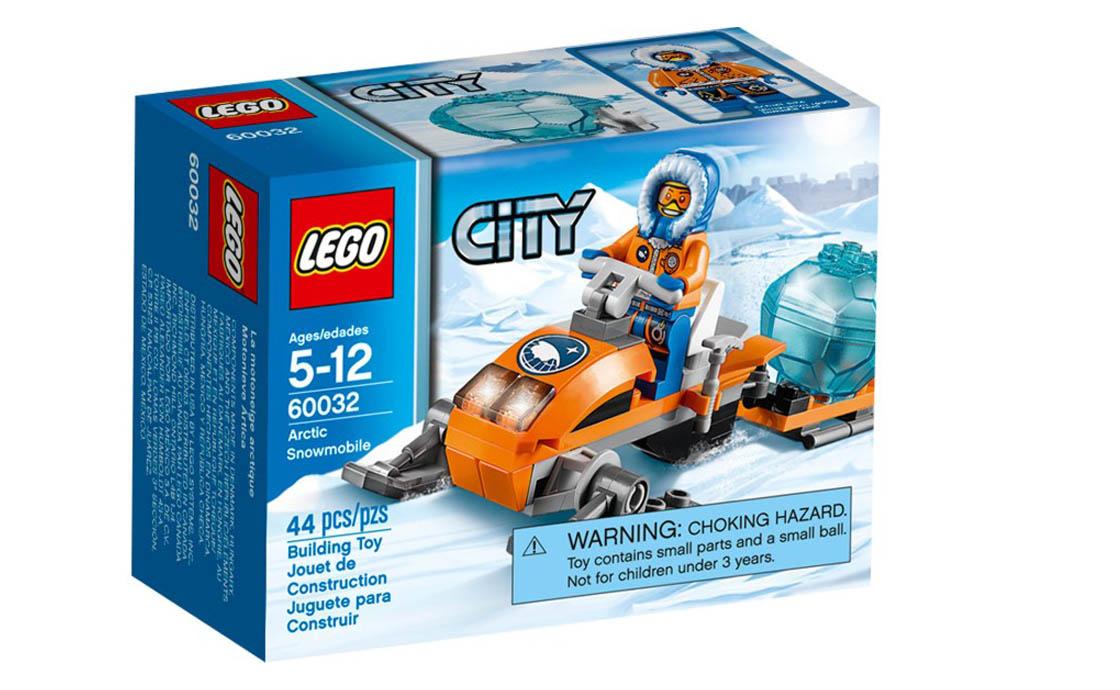 LEGO City Арктические аэросани (60032)