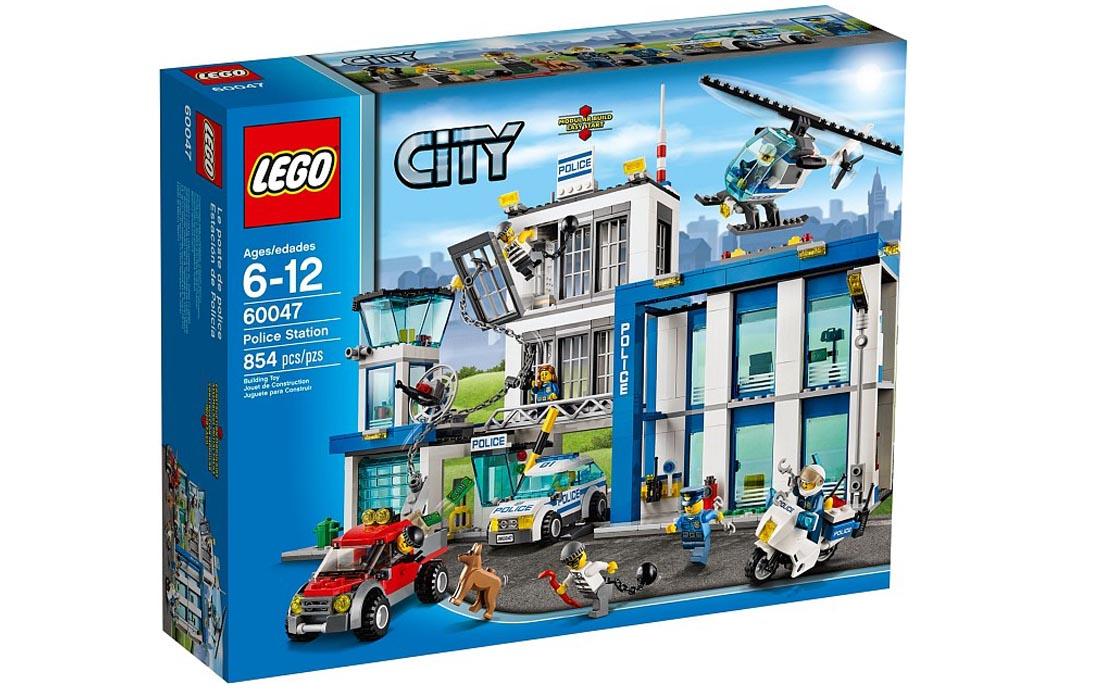 LEGO City Полицейская станция (60047)