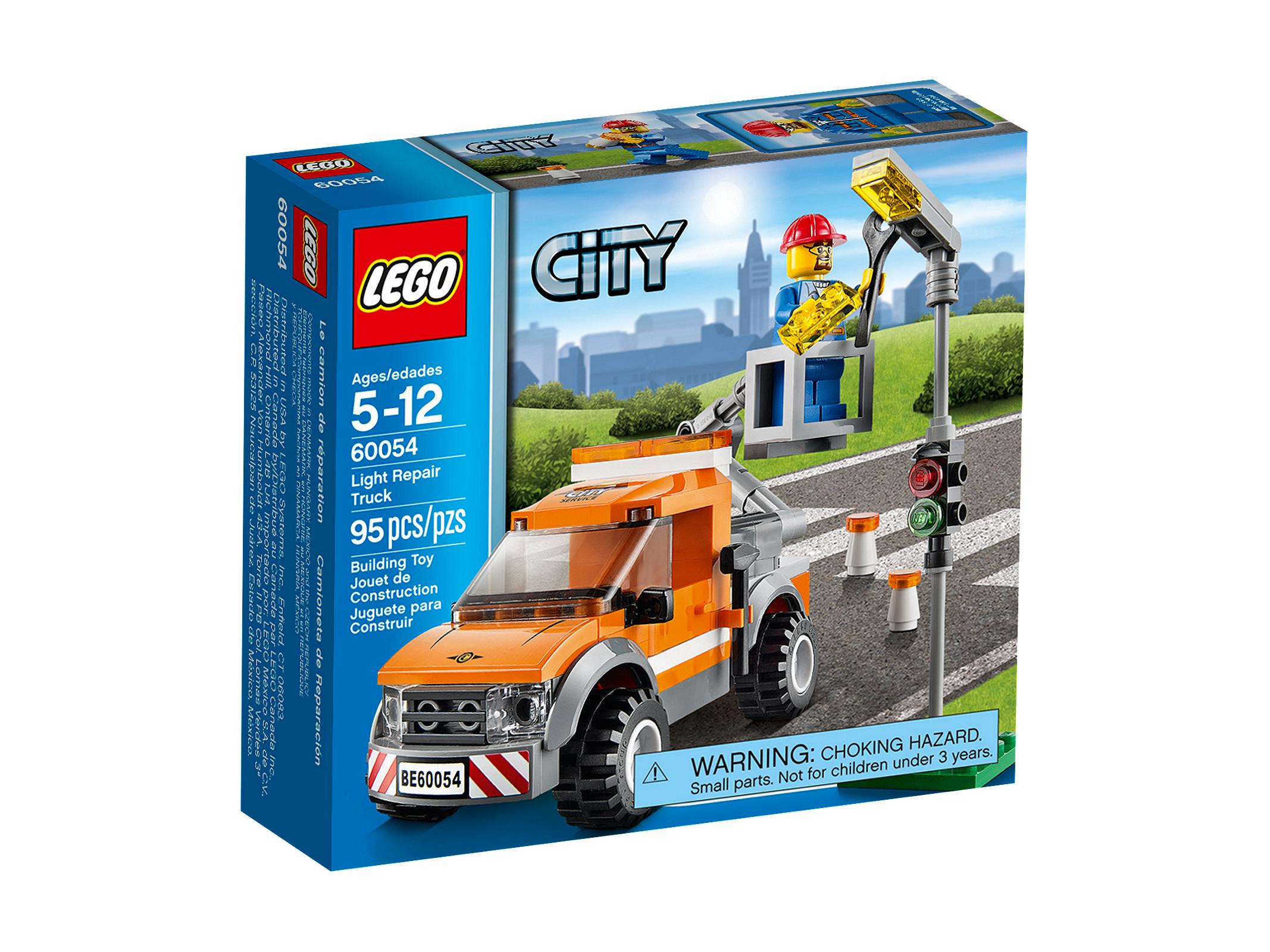 LEGO City Автомобиль техпомощи (60054)