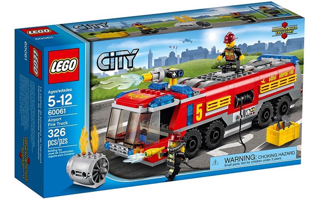LEGO City Пожарная машина (60061)
