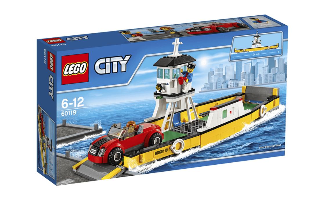 LEGO City Пором (60119)