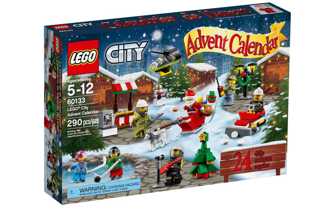 LEGO City Новорічний календар 2016 (60133)